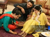 Sanam Baloch Barat Photoshoot With Husband Abdullah Farhatullah