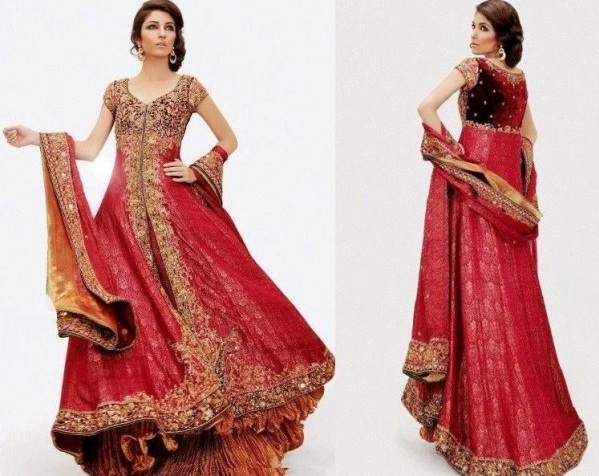 sana safinaz bridal collection 2014