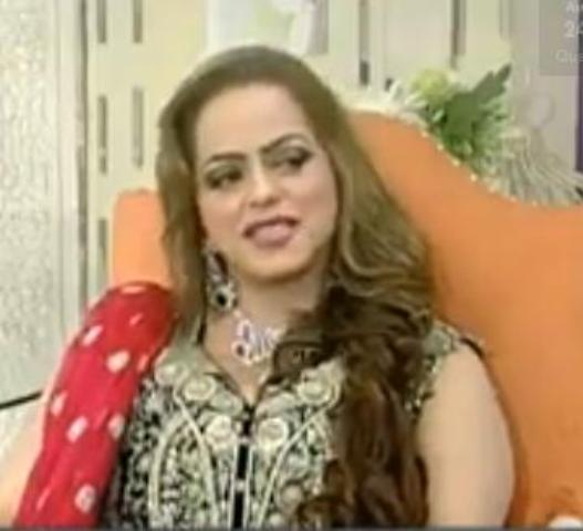 Madiha Shah Interview in Good Morning Pakistan Show on 12th January 2015