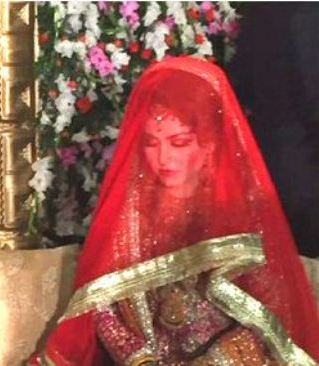 Sana Murad Marriage images