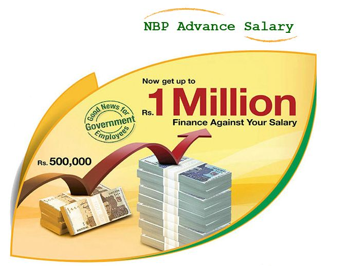 Advance Salary in NBP