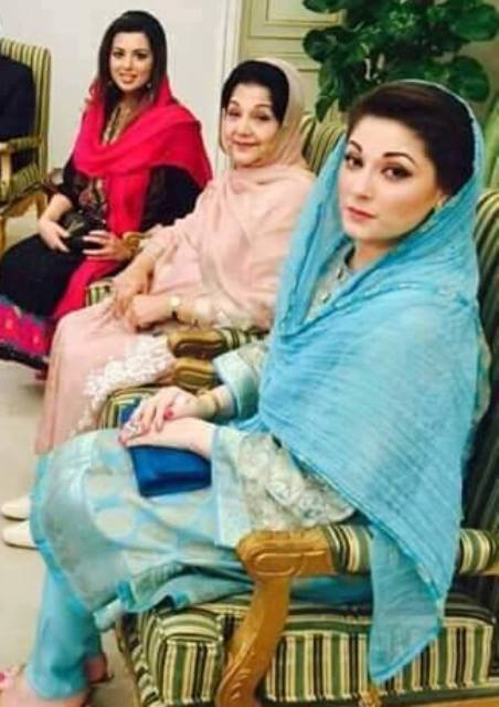 mahnoor safdar daughter of maryam nawaz