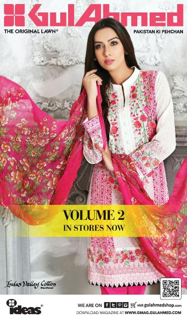 Gul Ahmed Spring Summer Collection Vol 2