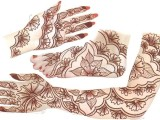 Eid Mehandi Design For Feet