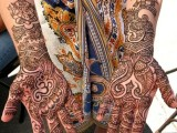 Best Mehandi Designs for hand's