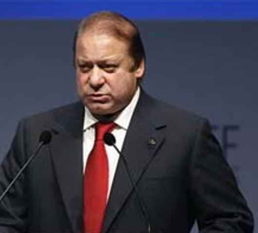 Prime Minister Nawaz Sharif has reached in Colombo