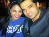 Veena Malik Got Married with Businessman Asad Bashir Khan