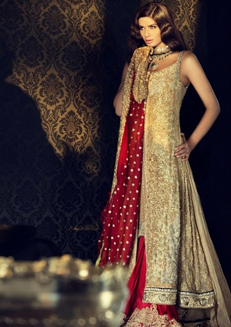 Sana Safinaz Bridal Dresses Collection