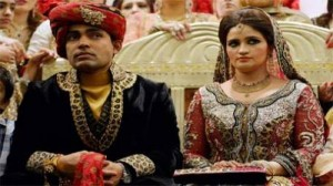 Umar Akmal marriage pictures