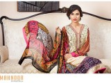 Latest Mahnoor Eid Dresses Collection 2014