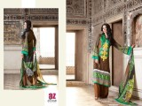 Mahnoor Eid Dresses Collection 2014 By Al-Zohaib Textile