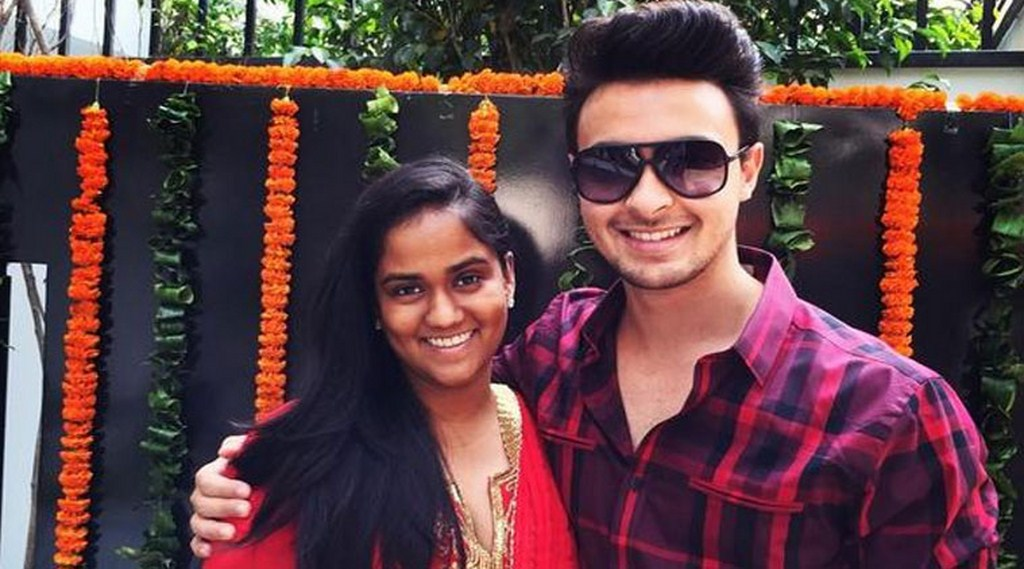 Salman Khan's youngest sister Arpita ties the knot