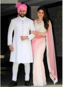 Saif Ali Khan's sister marriage pictures