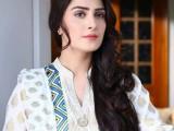 Pakistani actress Ayeza Khan pic