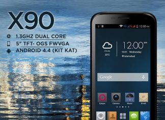 price of QMobile X90