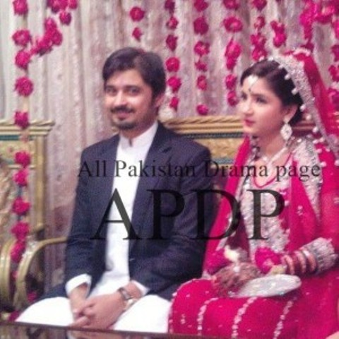 Pictures of Babar Khan 2nd Nikkah with Bisma