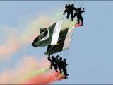 Pakistan Day parade images