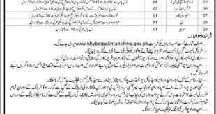 KPK Rescue 1122 Jobs 2015 Apply online