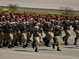 23 March Pakistan Commando force Parade