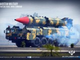 23 March Pakistan PAKISTAN MILITARY STRATEGIC FORCE [WMD] COMMANDshow