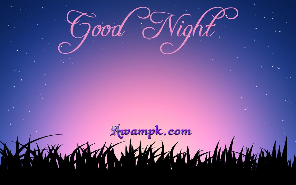 good night sms messeges 2015
