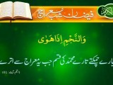 Shab e Meraj Latest wallpapers 2015