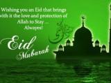 Eid Mubarak messages in English
