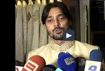 Pakistani All rounder Anwar Ali shadi pictures
