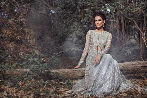 Mina Hasan NewUnique Floral Bridal Dresses 2016 for women (6)