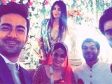 Pakistani actress Sanam Jung Wedding Pictures Exclusive (2)