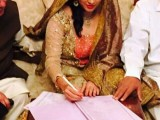 Pictures from Sanam Jung's wedding (5)