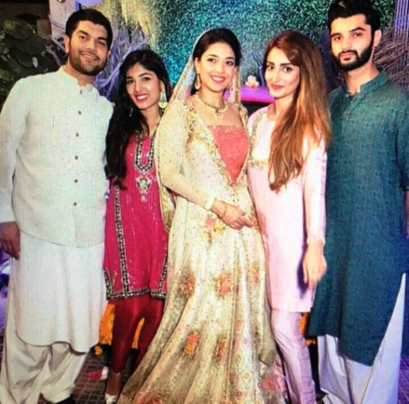 Pictures from Sanam Jung's wedding (12)