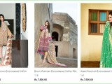 Gul Ahmed Summer Collection 2016 Collection for Ladies