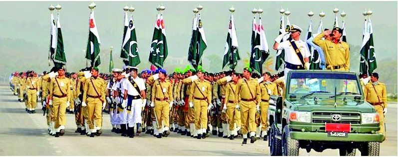 According to a handout from the Inter-Services Public Relations (ISPR) branch of the Pakistan Army, the traffic plan will be publicized through the electronic and print media ahead of time.