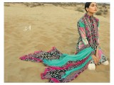 Sanaa Safinaz Spring Summer Lawn collection 2016
