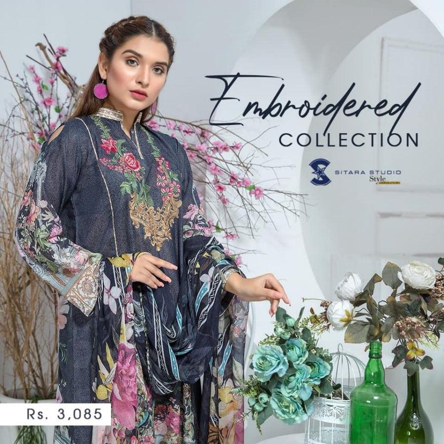 Sitara Sapna Spring/Summer Lawn Collection 2020