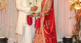Actress Bipasha Basu and fiance Karan Singh Grover tied the knot