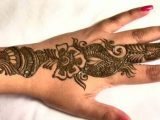 bridle mehndi design