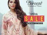areeze Embroidered Classic Summer Collection 2016