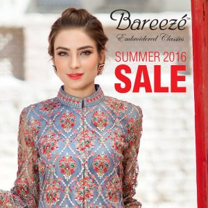 areeze Embroidered Classic Summer Dresses