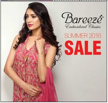 Bareeze Summer SALE