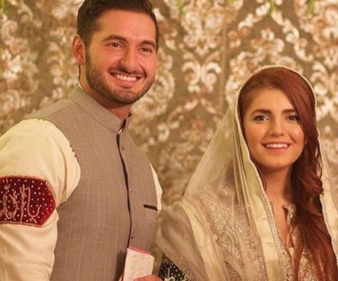 Momina Mustehsan got Engaged with Ali Naqvi