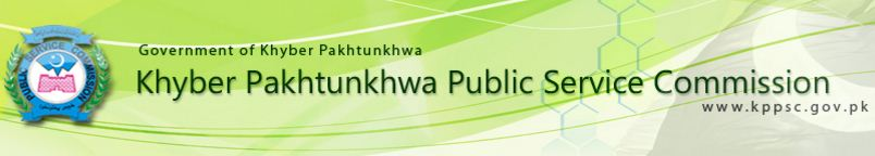 Khyber Pakhtunkhwa Public Service Commission (KPPSC) Jobs 2021