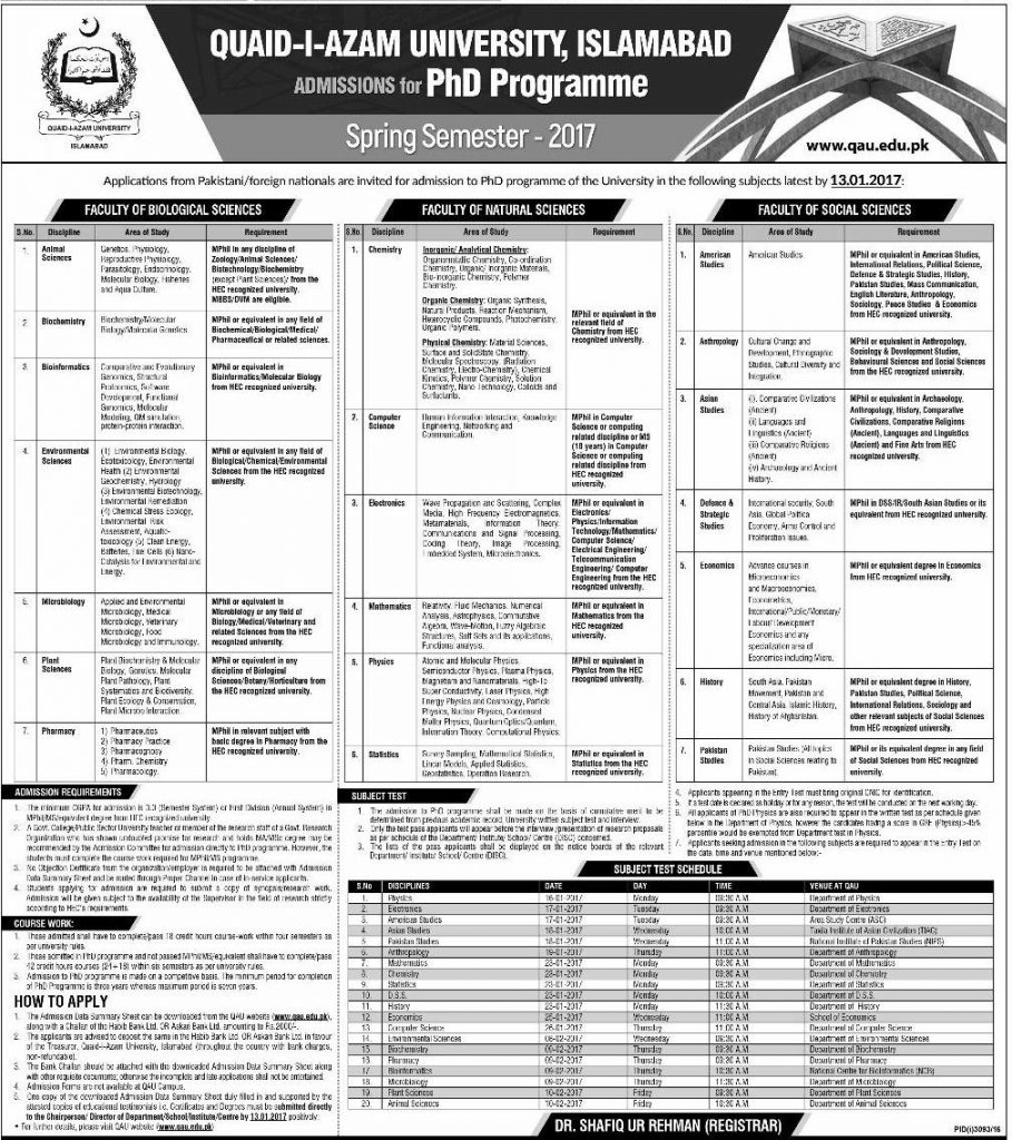QEUI-909x1024 Qau Degree Application Form on dept chmistry, bba department, it department, university logo, islamabad logo, earth science, fee structure for bs, itt dr names, faculty male, dr amena zubari, closing merit, islamabad round area, faculty female,