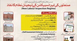 New Labour Inspection Regime