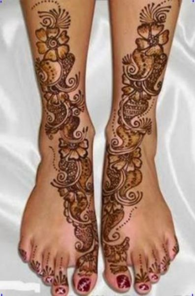 henna new designs 2017-18