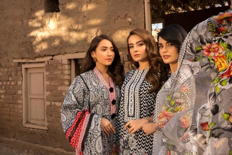 Bareeze Embroidered Spring/Summer Collection 2020