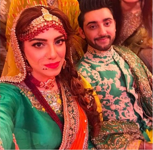 Amanat Ali Wedding Pictures