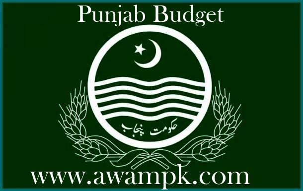 Punjab Budget 2020