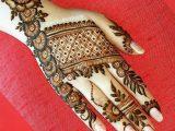 Easy Simple Mehndi Heena Designs